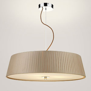 Lamp shade manufacturer of bespoke traditional and modern lamp ceiling lights aloadofball