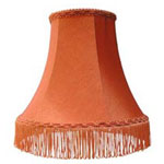 large fabric lamp shades