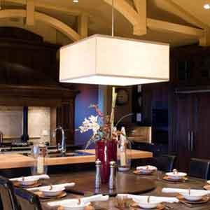 Extra Large Pendant Lamp Shades