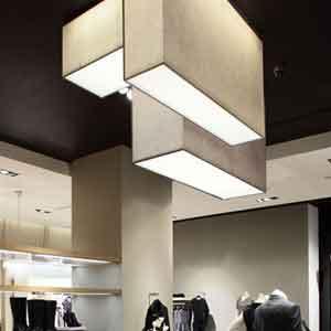 bespoke extra large lampshades