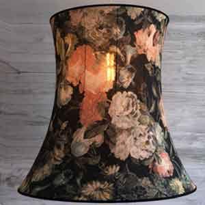 Bespoke Fabric Lampshade