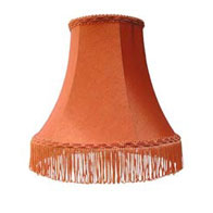 Silk Candle lampshade