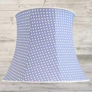 bespoke traditional lampshades
