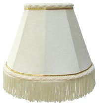 Empire Candle Shade
