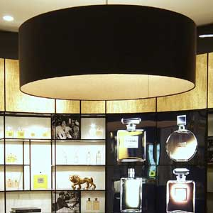 Chanel-Drum-Lampshade