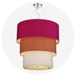 Extra Large Modern Lampshades