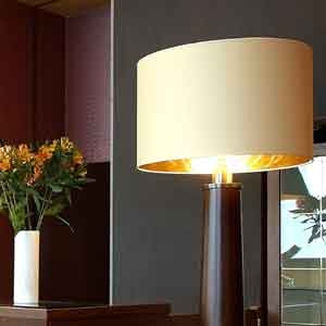 Extra large floor lamp shade