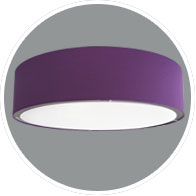 Flush Ceiling Light Shade