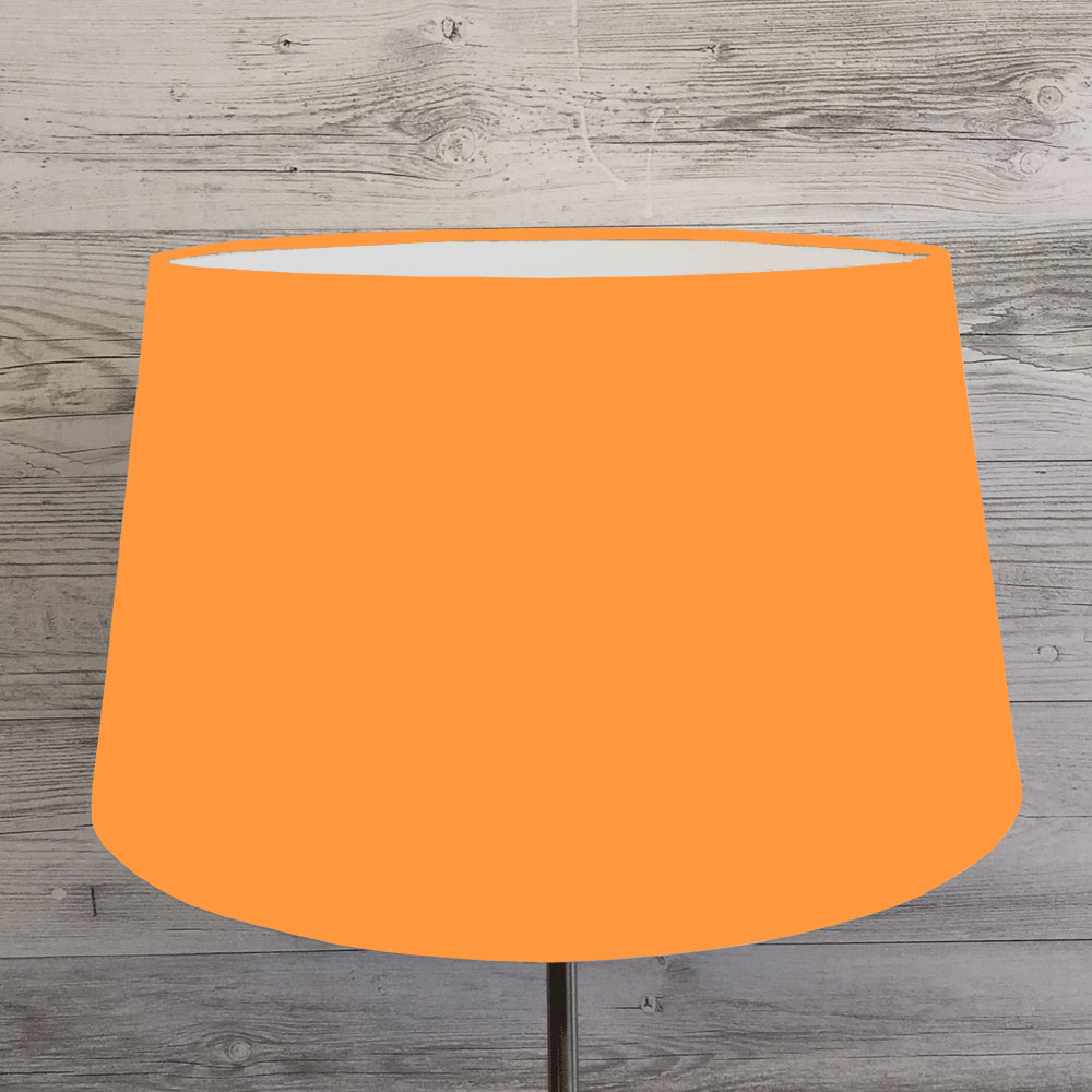 French-Drum Shade-orange
