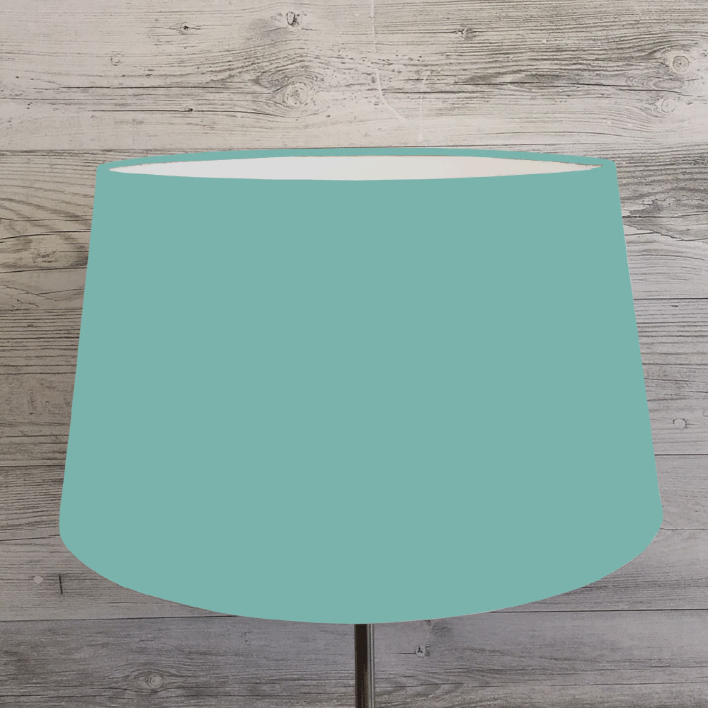 French-Drum Shade-turquoisenew