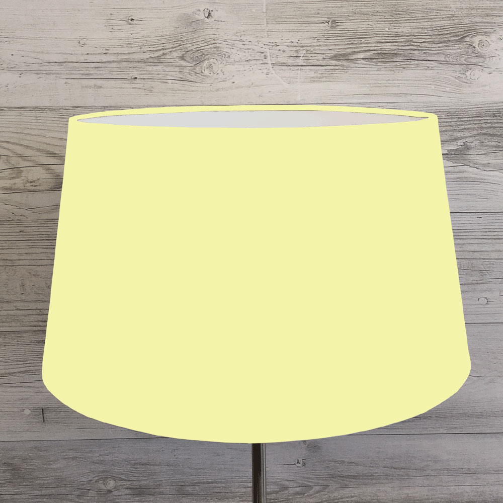 French-Drum Shade-yellow