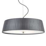 Large grey lamp shade