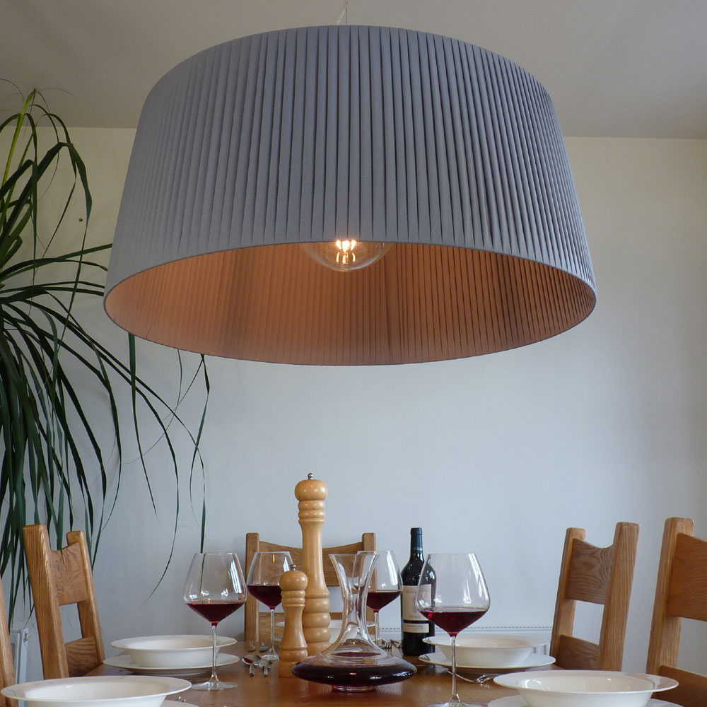 Traditional Pleat Lampshade