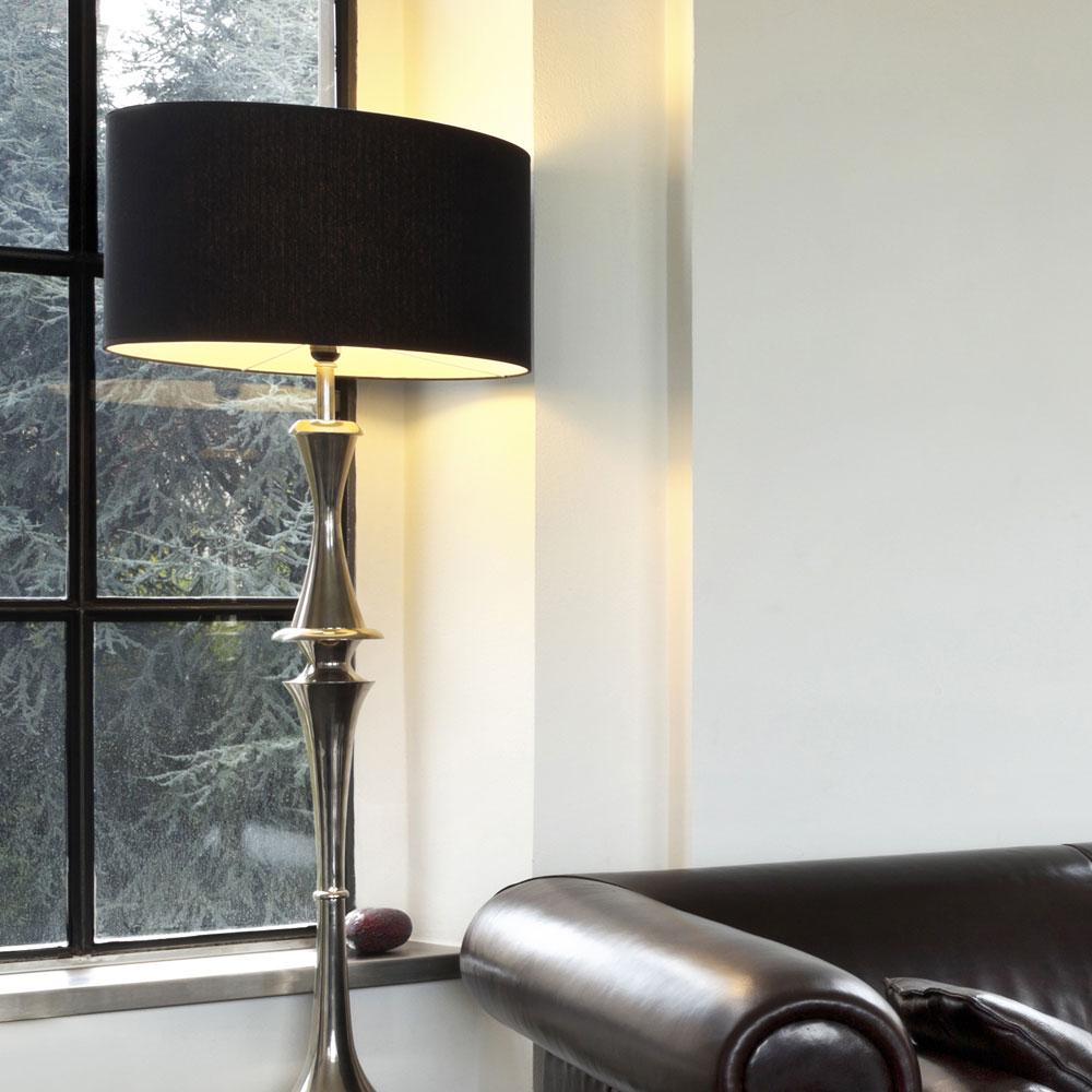 Modern-floor-lamp shade