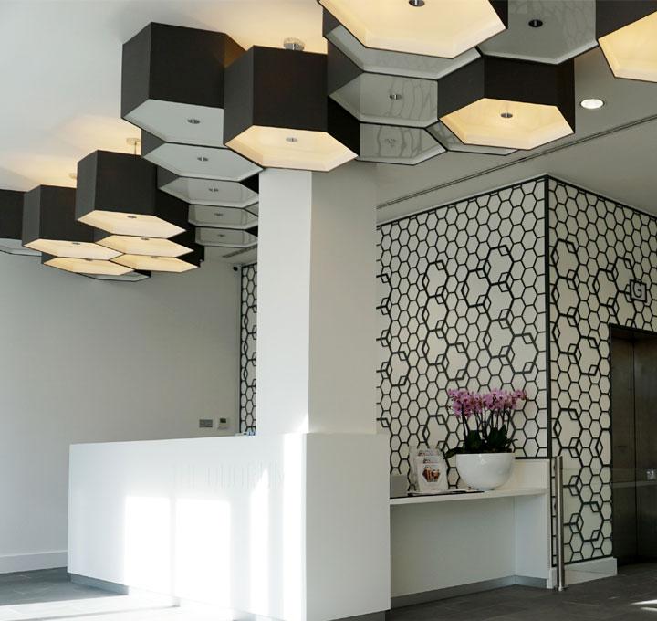 Bespoke Modern Lampshades