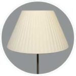 Large Table & Floor Lamp Shades