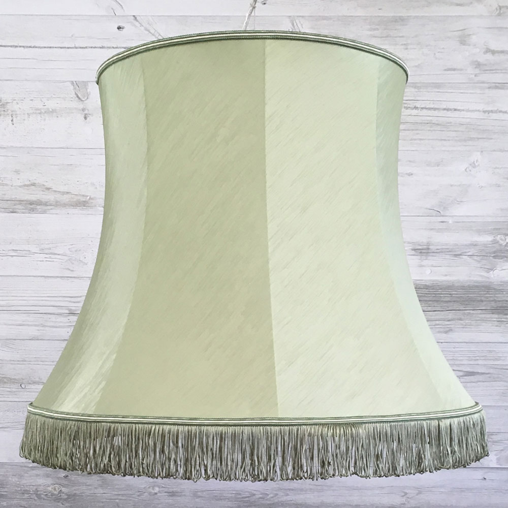 traditional cylinder lamp shade