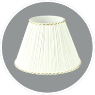 White-Traditional-Lampshade
