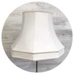 Whjite-table-lampshade