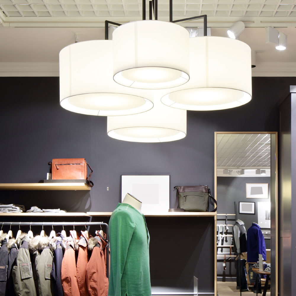 Commercial Lampshades