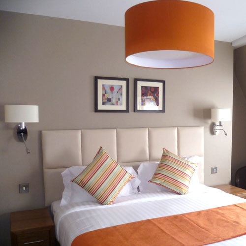 drum lampshades bedroom suite