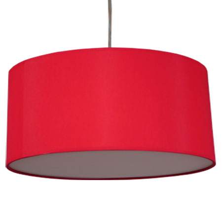 red drum shade
