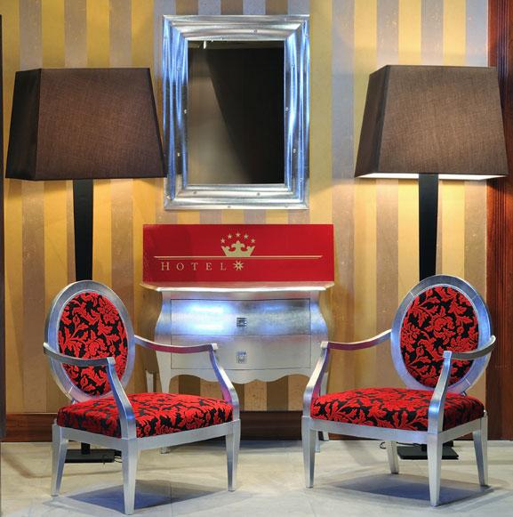 Hotel Lampshade