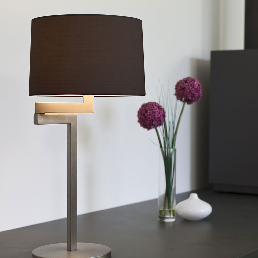 Black Lampshades Imperial Lighting