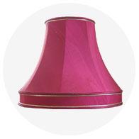 traditional fabric lamp shades