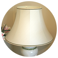 Traditional Large Lampshade
