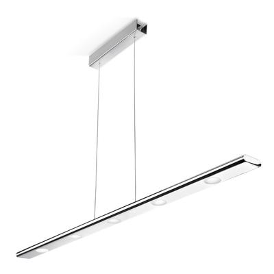 Illuminate Chrome Bar Pendant