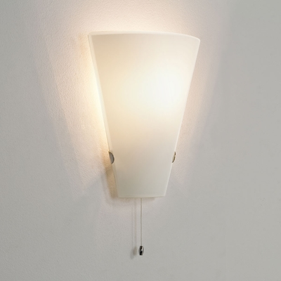 Opal Glass Flush Wall Light - Imperial Lighting