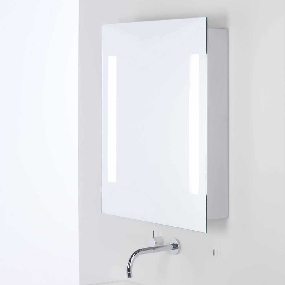 Livorno shaving mirror wall light imperial lighting for Wall mirror with lights