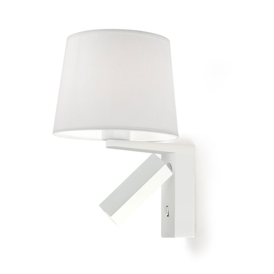 Flick LED Wall Light with Shade