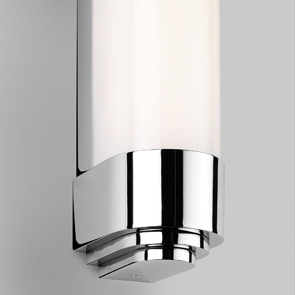 Belgravia 400 wall - polished chrome