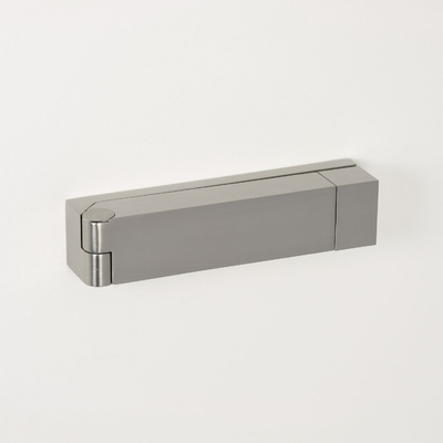 Flip Matt Nickel LED Wall Light