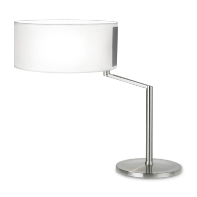 Twist Nickel Table Lampset