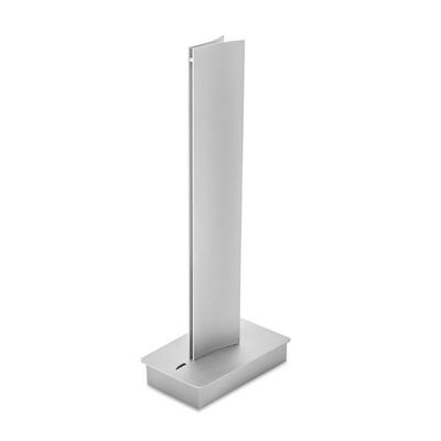 Ingot Grey LED Table Lamp