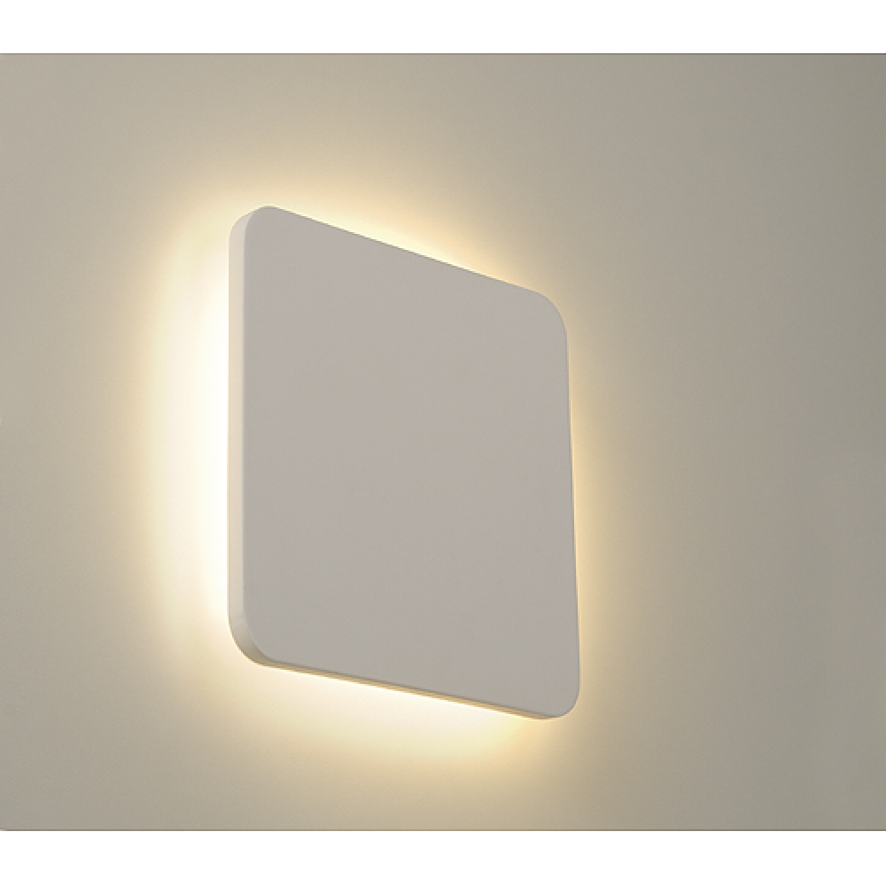 Plaster Plate Wall Light Imperial Lighting
