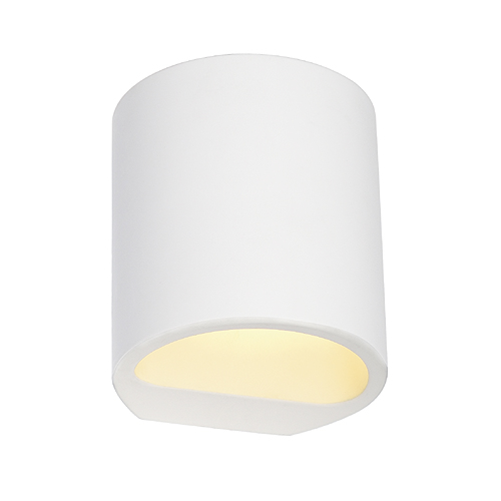 Small Exterior Wall Lights : Plaster Small Round Wall Light - Imperial Lighting