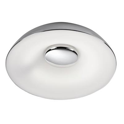 Cap Chrome Flush Pendant