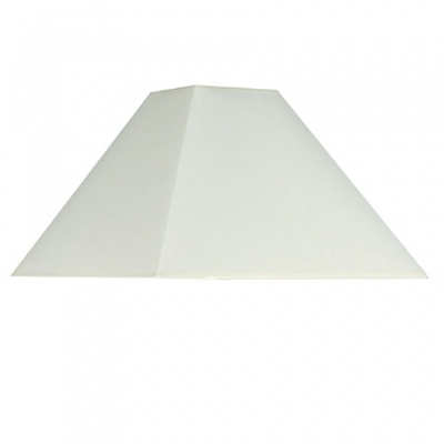 Square Tapered Lampshade Imperial Lighting