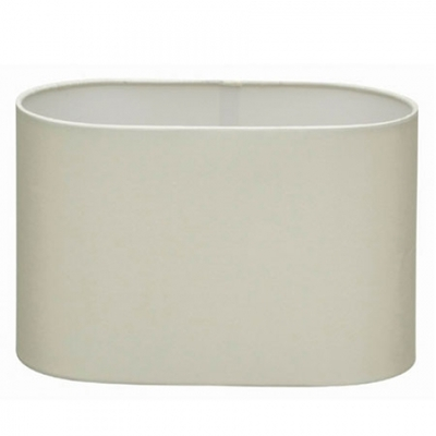 Oval Table Lamp Shade Cream Imperial Lighting