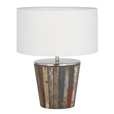 Reclaimed Barrel Table Lampset