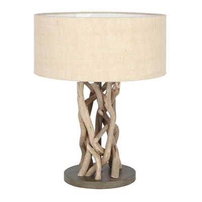 Derna Table Lamp and Shade