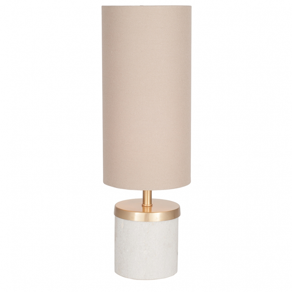 Marble Table Lamp Short Imperial Lighting