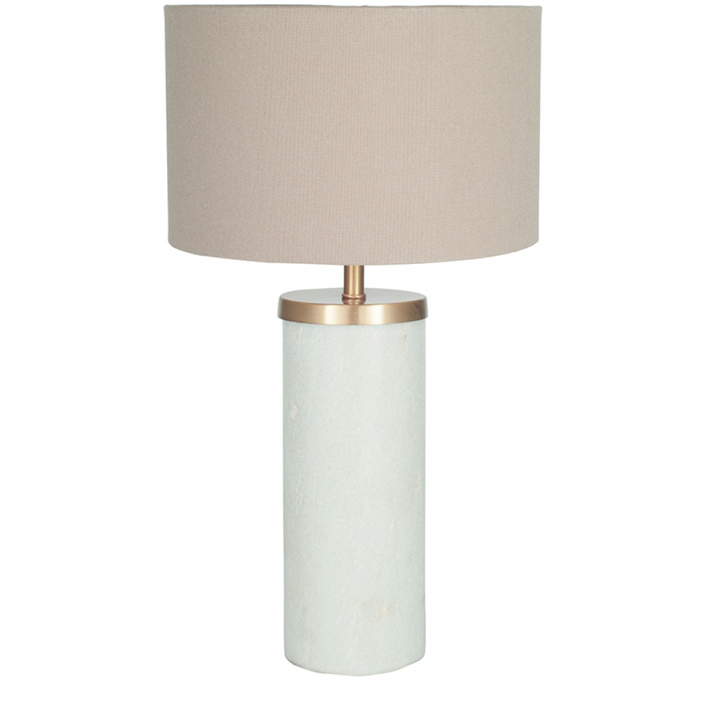 Marble Table Lamp Large