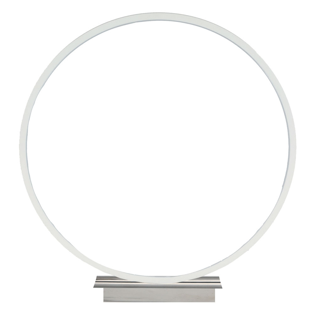 Apollo LED Table Lamp White