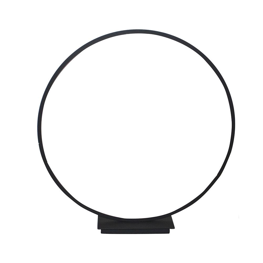 Apollo LED Table Lamp Black