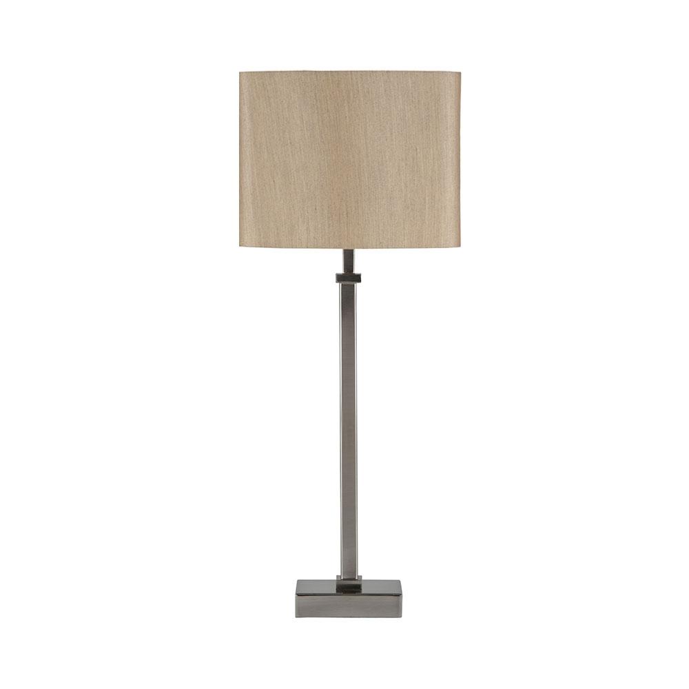 Hilton Nickel Table Lamp